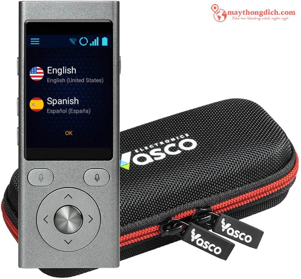 Cận cảnh Vasco mini 2 Translator