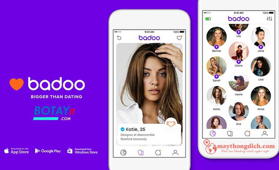 App hẹn hò Badoo