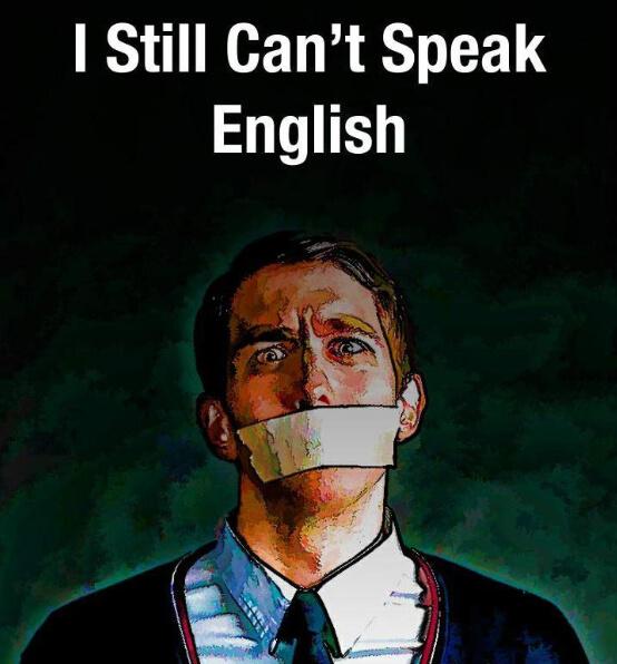 Tại sao không thể giao tiếp tiếng Anh chuẩn