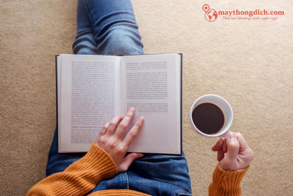 Một số kinh nghiệm cải thiện khả năng đọc tiếng Anh tại nhà