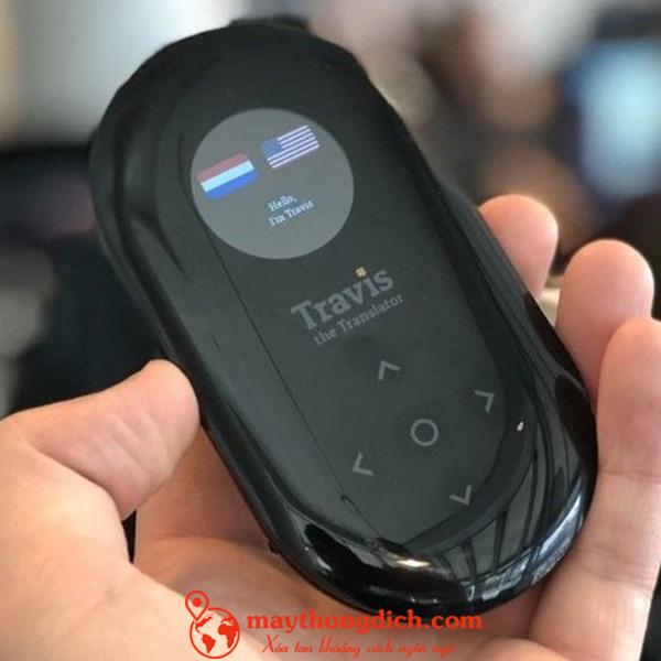 Phiên bản Travis One hỗ trợ 80 ngôn ngữ khác nhau