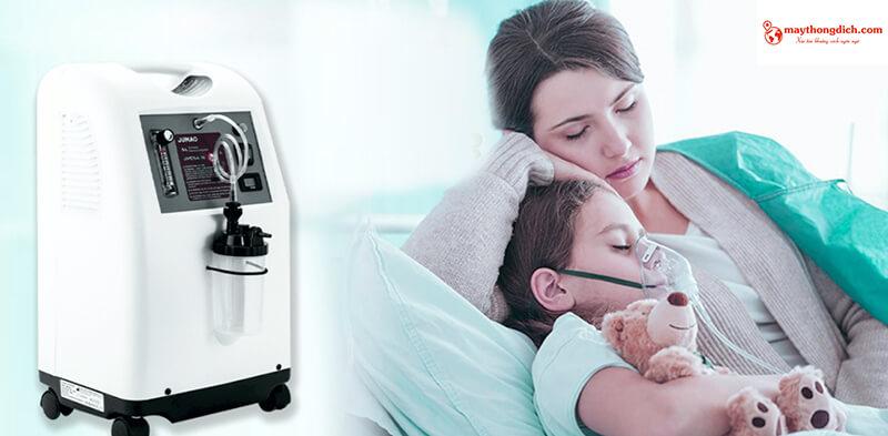 máy tạo oxy y tế