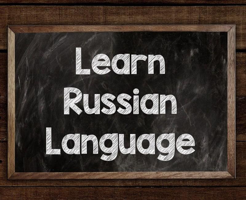 Tiếng Nga - một trong những ngôn ngữ phổ biến nhất thế giới