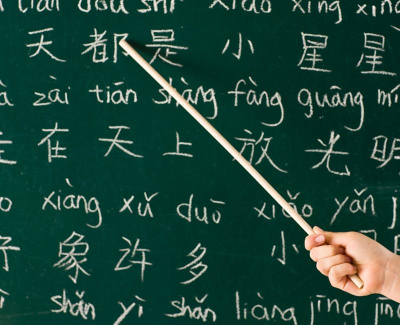 Tiếng Trung là ngoại ngữ nên học thứ 2 ngoài tiếng Anh