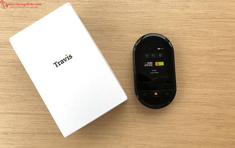 so sánh travis one và travis touch