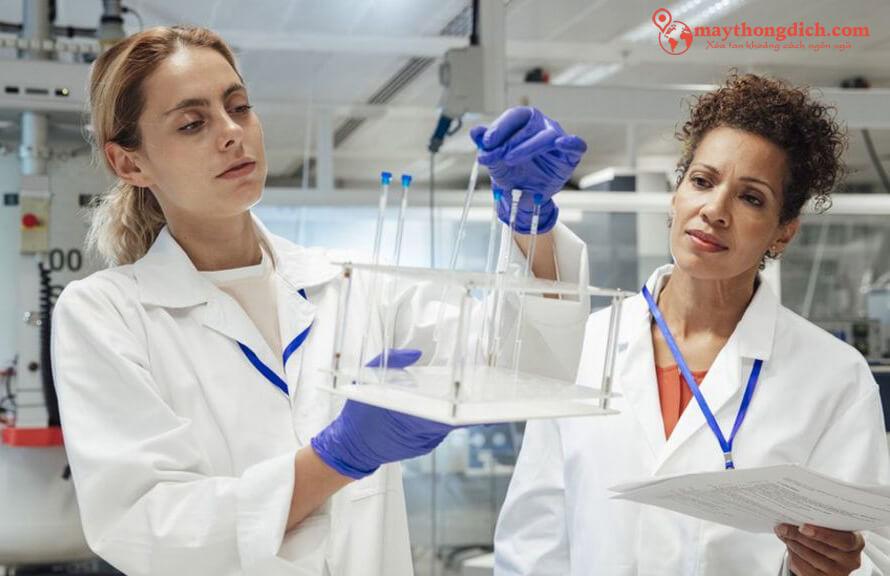 Nghề nghiệp tiếng Anh lĩnh vực khoa học