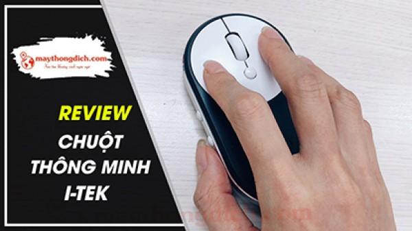 Review Đánh Giá Chuột Nghe Thông Minh ITEK Pro S