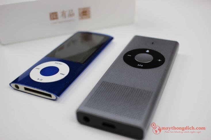Thiết kế máy Xiaomi cao cấp giống iPod