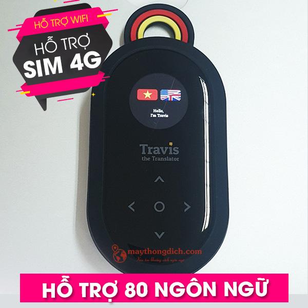Máy phiên dịch Travis One - Chính Hãng
