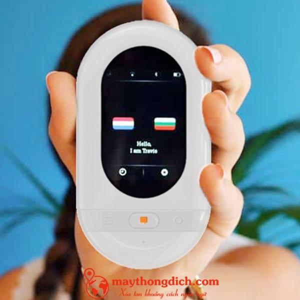 Máy Thông Dịch Travis Touch GO 2020