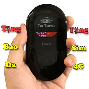 Máy phiên dịch Travis One (Thông dịch 80 ngôn ngữ có Tiếng Việt)